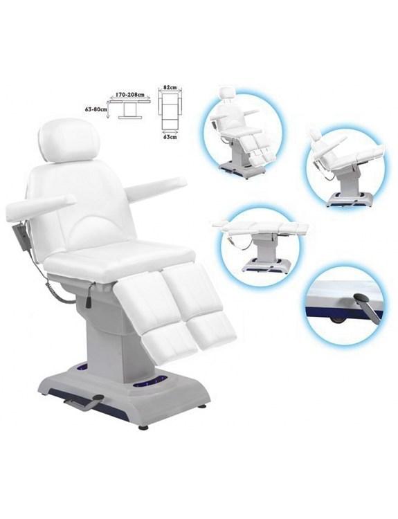 Fotel Kosmetyczny ERIS-do pedicure- 3 Silniki