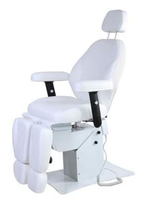 fotel do pedicure MASSIMO z regulacją elektryczną