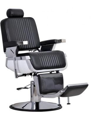Fotel Barber czarny