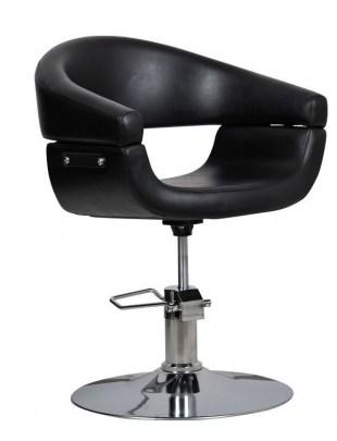 Fotel Toscania - czarny