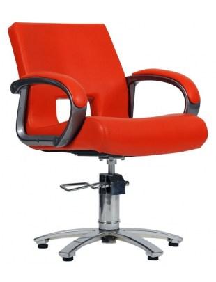 Fotel Milano - czerwony