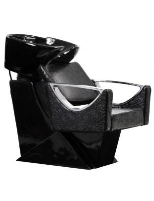 Myjnia Monza - czarny krokodyl
