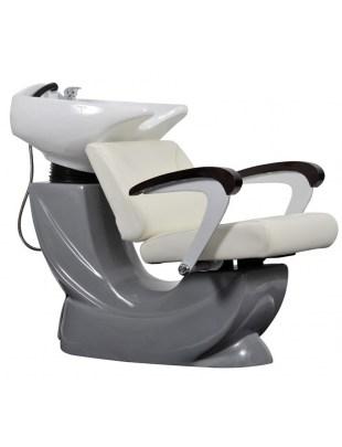 Kubik - Myjnia fryzjerska - beż