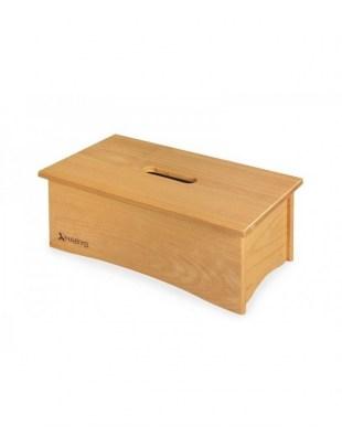 Schodek drewniany