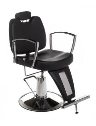 Fotel barberski HOMER II BH-31275 Czarny