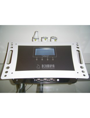 Fale radiowe RF z Laserem biostymulującym DERMAYA