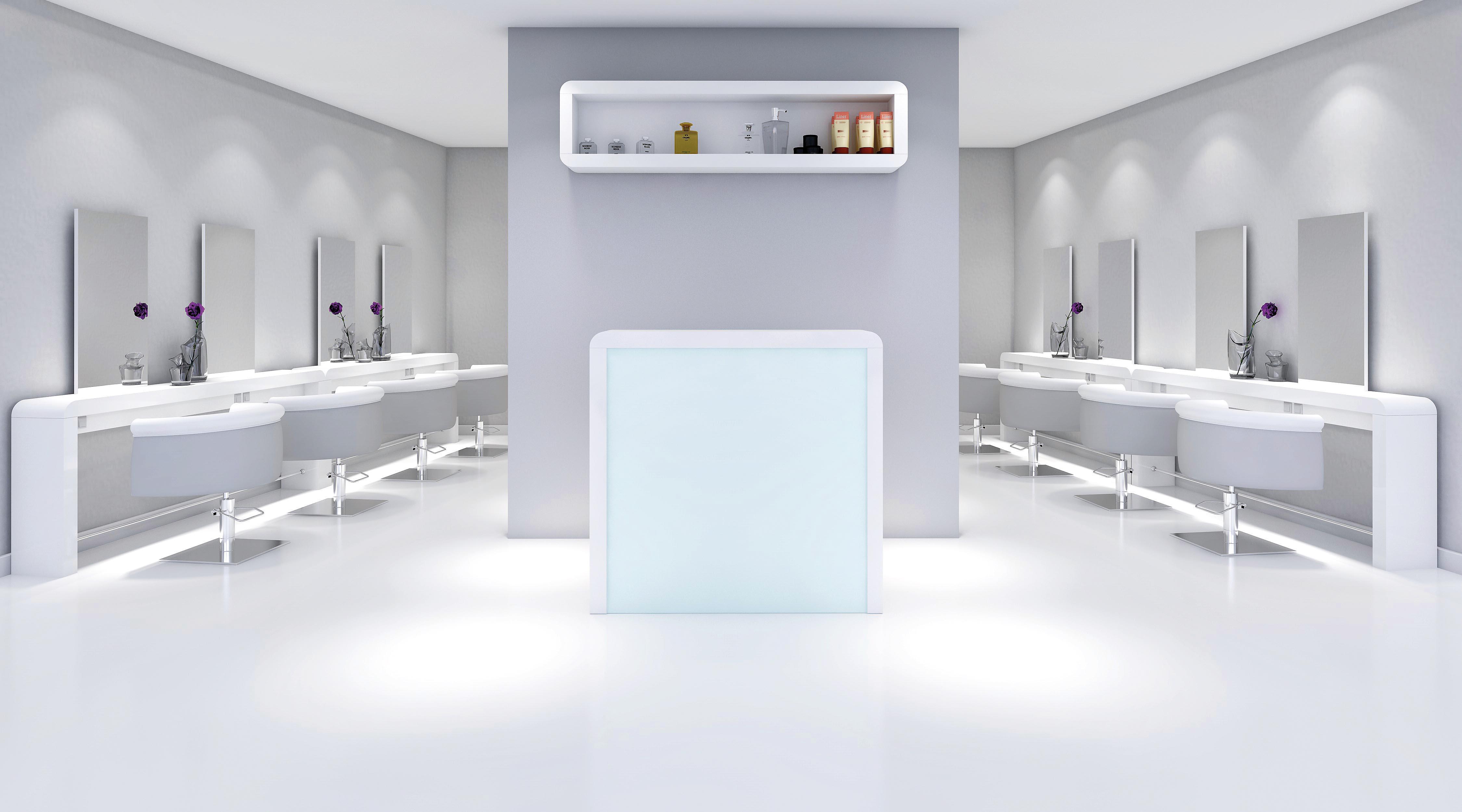 Witryna Reflection - Ayala - ekspozytor na kosmetyki