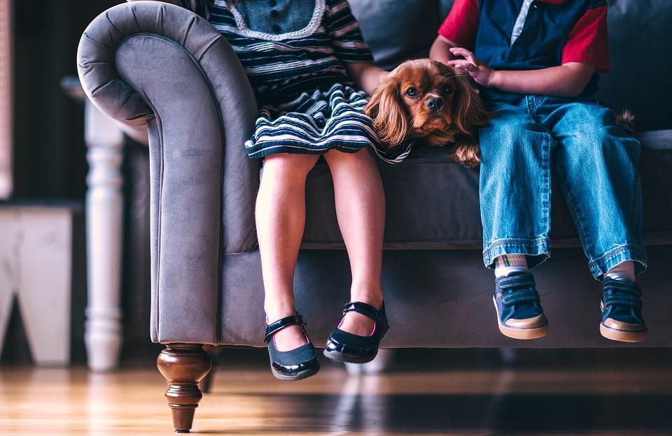 Kącik dla dzieci w poczekalni. Sposób na nudę dla dziecka w poczekalni.