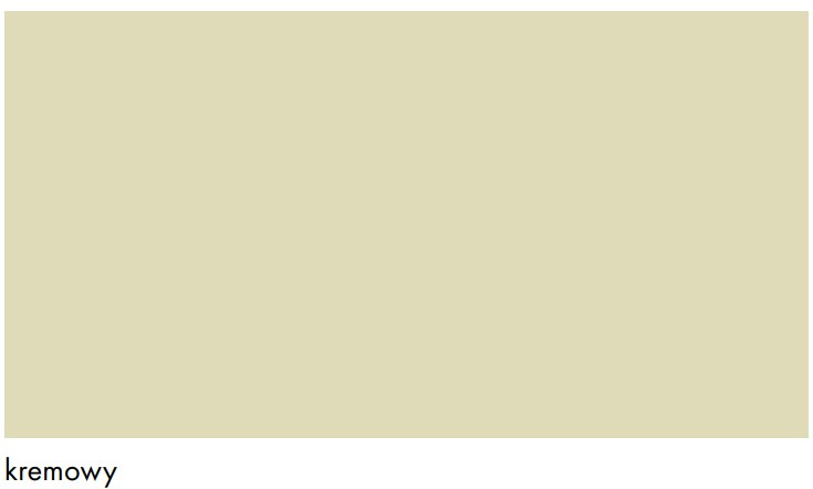 kremowy (płyta laminowana)