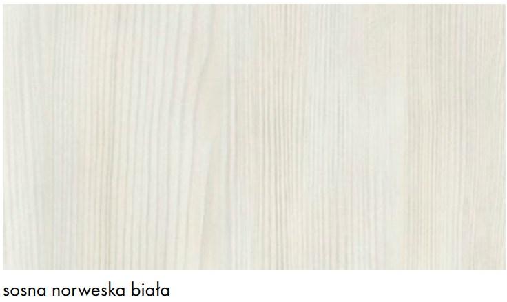 sosna norweska biała (płyta laminowana)