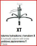XT - podstawa pięcioramienna
