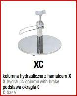XC - podstawa okrągła